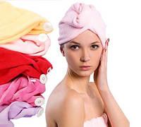Полотенце  Микрофибра Тюрбан  для детей до 12 лет Hair Wrap
