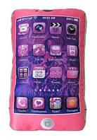 Подушка Iphone Гламур розовая