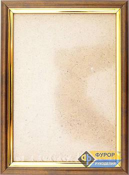 Рамка А5 (12х17 см) для вишитих картин і ікон ТМ Фурор Рукоділля (ФР-А5-1002)