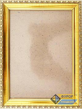 Рамка А5 (12х17 см) для вишитих картин і ікон ТМ Фурор Рукоділля (ФР-А5-1100)