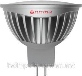 Electrum MR16 LR-20A 5W GU5,3 4000K алюм. корп.