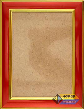 Рамка А5 (12х17 см) для вишитих картин і ікон ТМ Фурор Рукоділля (ФР-А5-2077)
