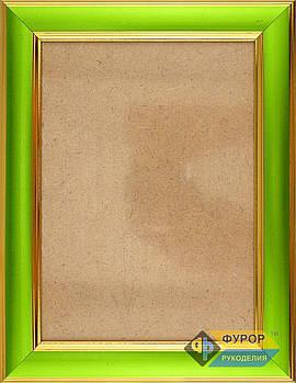 Рамка А5 (12х17 см) для вишитих картин і ікон ТМ Фурор Рукоділля (ФР-А5-2081)