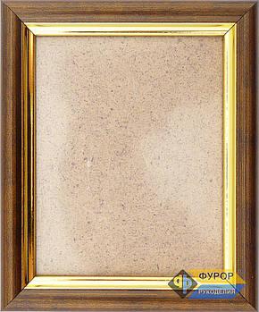 Рамка А6 (8х10 см) для вишитих картин і ікон ТМ Фурор Рукоділля (ФР-А6-1002)