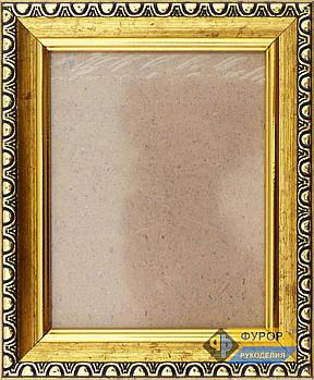 Рамка А6 (8х10 см) для вишитих картин і ікон ТМ Фурор Рукоділля (ФР-А6-1096)