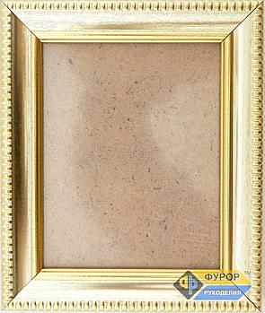 Рамка А6 (8х10 см) для вишитих картин і ікон ТМ Фурор Рукоділля (ФР-А6-1151)
