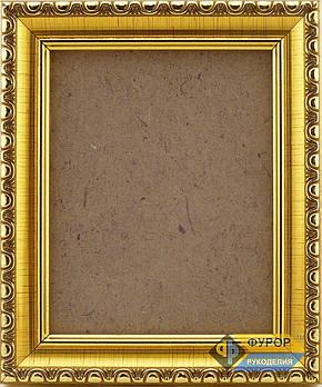 Рамка А6 (8х10 см) для вишитих картин і ікон ТМ Фурор Рукоділля (ФР-А6-1100)