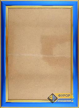 Рамка А4 (18х27 см) для вишитих картин і ікон ТМ Фурор Рукоділля (ФР-А4-2083-180-270)