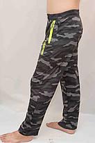 Брюки мужские камуфляжные - трикотаж, фото 2