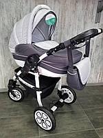 """Детская коляска универсальная 2 в 1 """"Baby Marlen"""". Легкая алюминиевая рама."""
