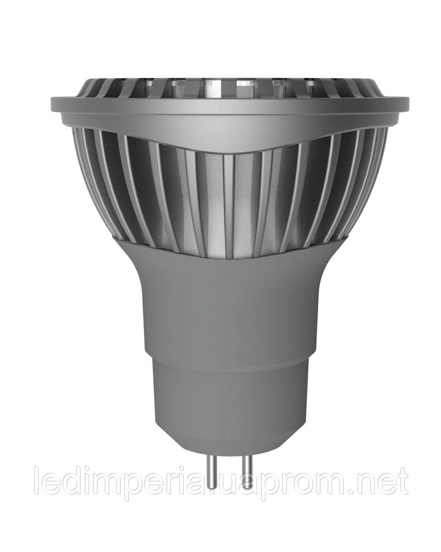 Electrum MR16 LR-C 6W GU5.3 4000K алюм. корп.