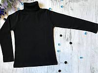 Водолазка для девочки Lovetti 1013. Размер 134 см, 140 см, 146 см, 152. Черная, темно-синяя, кремовая, розовая, фото 1