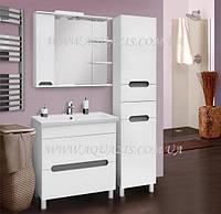 """AQUAZIS. Гарнитур мебели для ванной """"Ява 80см Z2П К40"""". Мы Производитель."""
