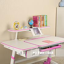 Полка для книг SS16W FunDesk Pink, фото 2