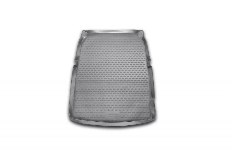 Коврик в багажник BMW 5 (F10), 2010-2013, 2013-> сед. (полиурет