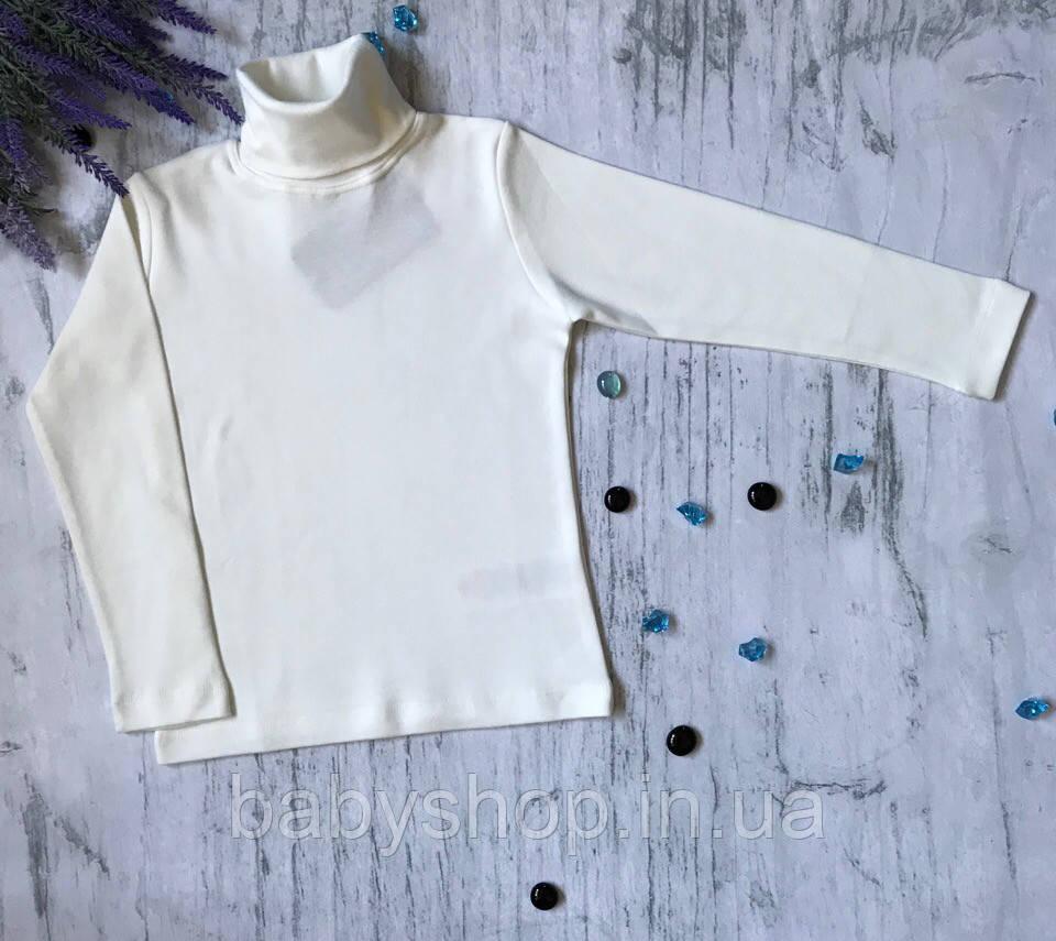Водолазка для девочки Lovetti 1-1023. Размер 140 см, 146 см, 152 см. Черная, темно-синяя, кремовая, розовая