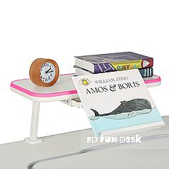 Полиця для книг SS16 Pink FunDesk