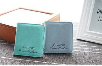Маленькі жіночі гаманці. Одинадцять квітів. Чорний, фото 3