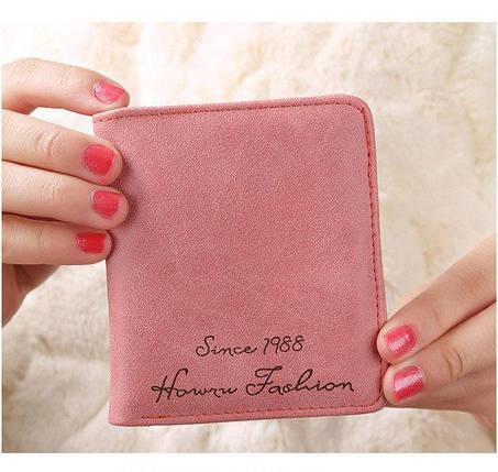 Маленькі жіночі гаманці. Одинадцять квітів. Чорний, фото 2