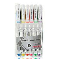 Гелевые ручки AH 801-6
