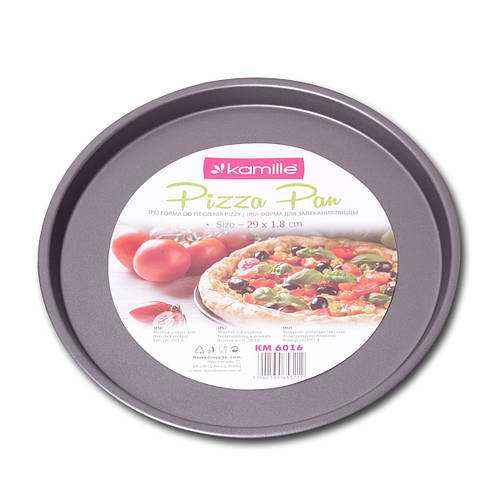Форма для запекания пиццы Kamille Ø29*2см