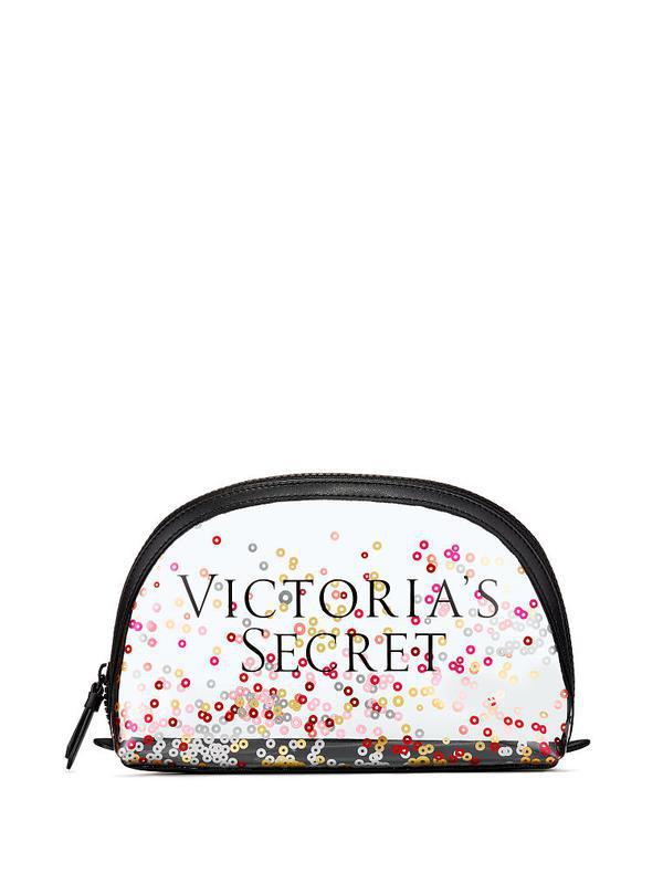 Victoria's Secret косметичка с паетками оригинал