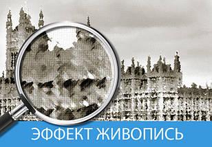 Модульные картины фото на Холсте син., 85x85 см, (40x20-2/18х20-2/65x40), фото 2