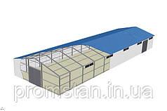 Построить склад  ангар в Украине  логистический комплекс, строительство сто, автоцентра