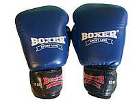 Перчатки боксерские 12 oz (кожа элит)