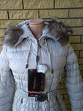 Куртка женская длинная PARADISE, фото 3