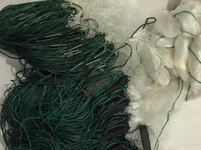 Сети рыболовные (одностенные, трехстенные, финские сети)