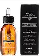 MAGIC ARGANOIL Absolute Oil Масло для интенсивного лечения
