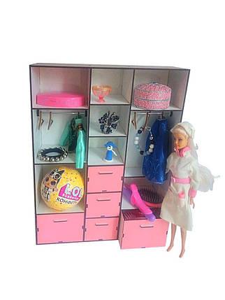 шкаф для куклы барби купить недорого в украине киеве харькове и