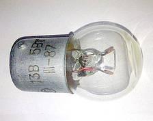 Лампа СМ 13-5 B15d/18
