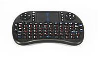 Клавиатура KEYBOARD wireless MWK08/i8 LED touch с подсветкой, фото 1