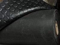 Автодорожка резиновая монетка, размер 1,3 x 8,5 м