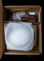 Ангельские глазки (4*131 мм) LED для BMW E39, фото 3