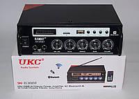 Усилитель UKC SN-838 BT, фото 1