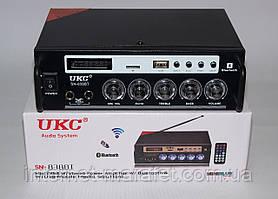 Підсилювач UKC SN-838 BT