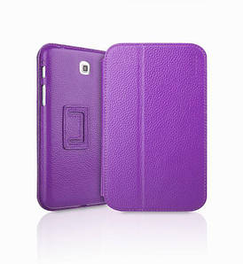 Чехол Yoobao Executive leather для Samsung Galaxy Tab 3/4 7.0, пурпурный