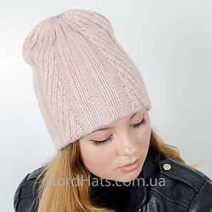 "Женская шапка, LaVisio, ""Рита""(пудра-розовый)"