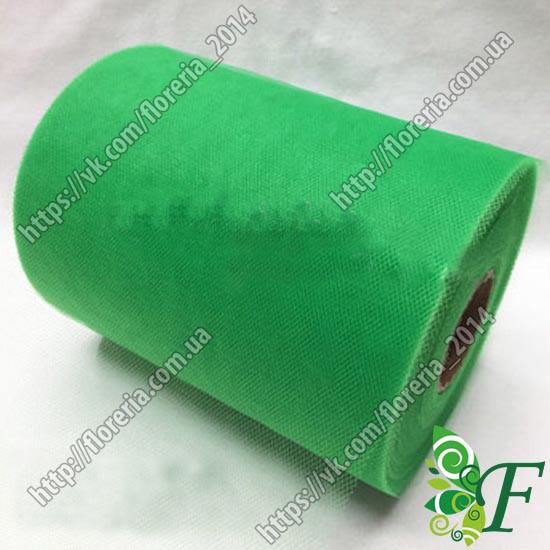 Фатин 15 см. 91 м. зеленый
