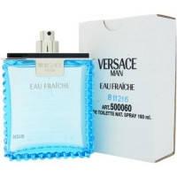 туалетная вода Versace Man Eau Fraiche 100 ml TESTER , фото 1