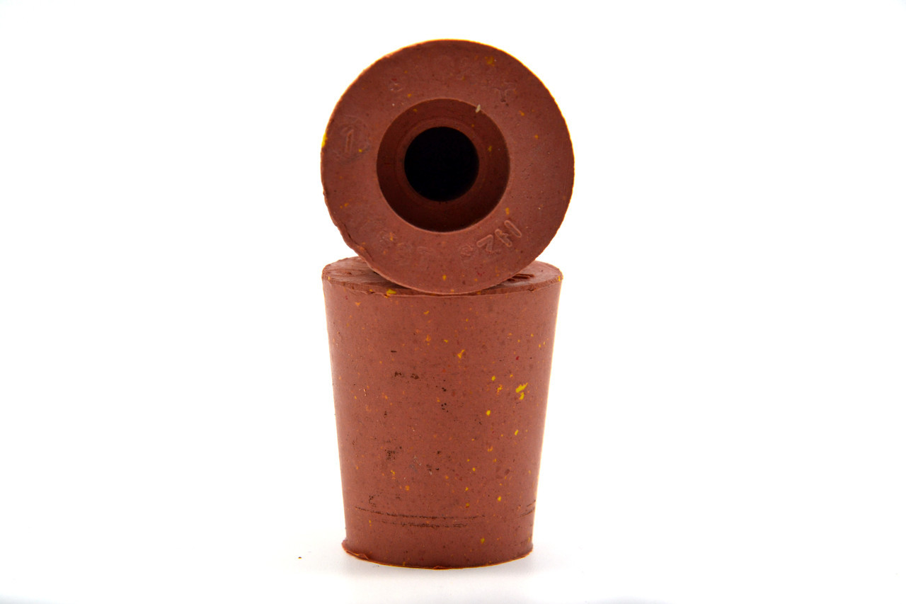 Пробка резиновая №1 30 мм х 25 мм