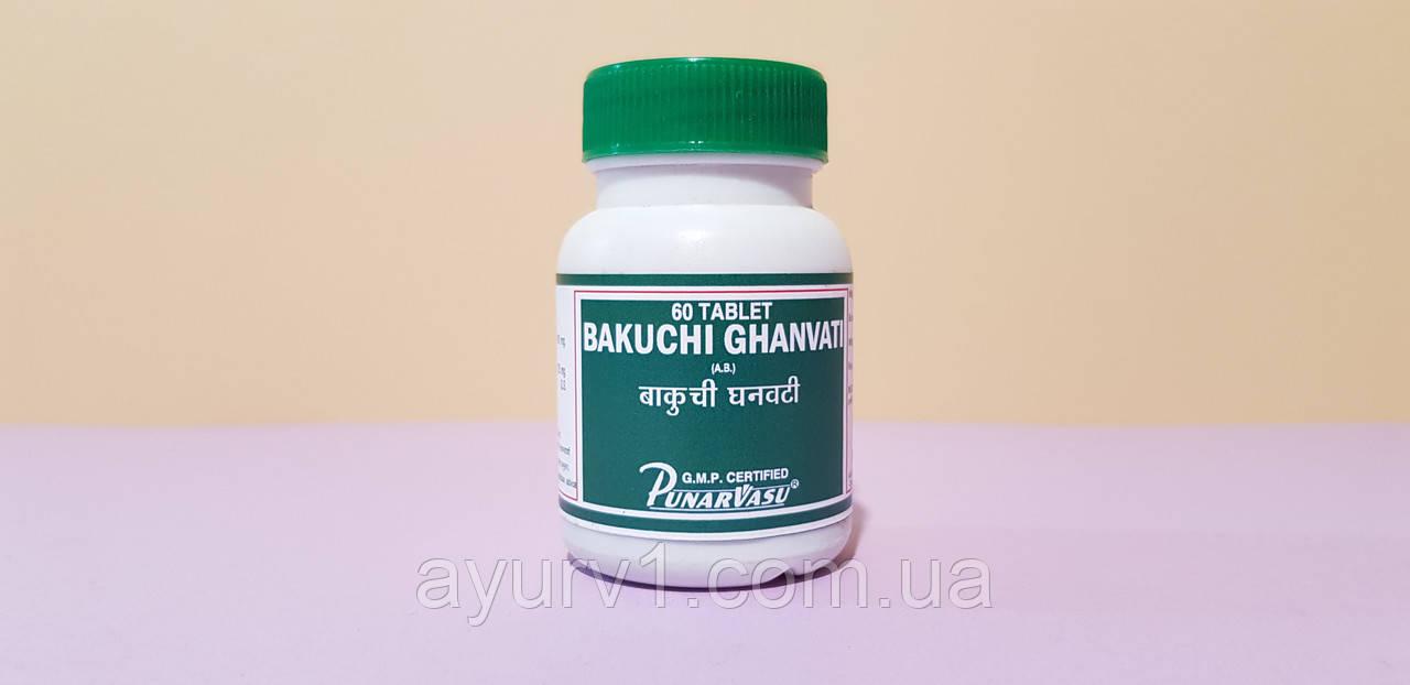 Бакучи гханвати / Bakuchi Ghanvati, Punarvasu / 60 таб