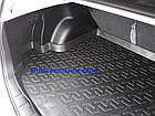 Коврик в багажник Peugeot 4007 (07-12) Пежо, фото 4