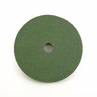 Круг паропластовый 150х20х22 мм P240 (зеленый), фото 1
