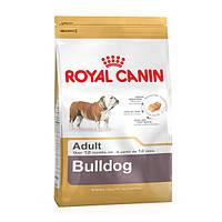 Royal Canin (Роял Канин) Bulldog 24, корм для собак породы английский бульдог, 12 кг