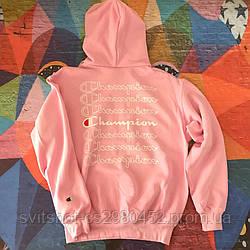 Худи Champion, розовый