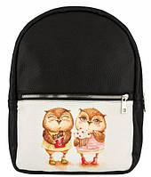 Городской рюкзак молодежный Сова, фото 1